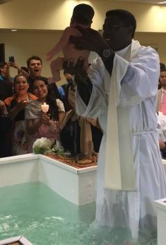 2017 - Baptism