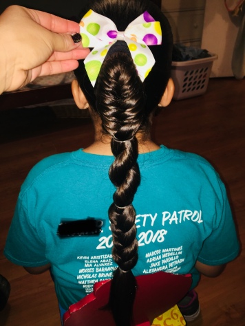 Pony Tail: 3 in 1 Braids