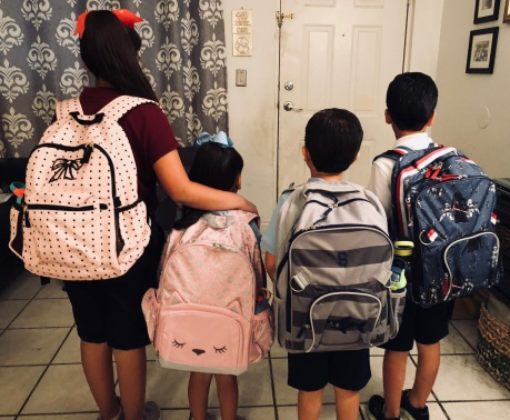 First Day 2018-2019 School Year
