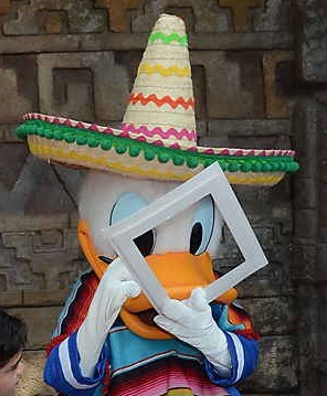 Disney's Donald Duck