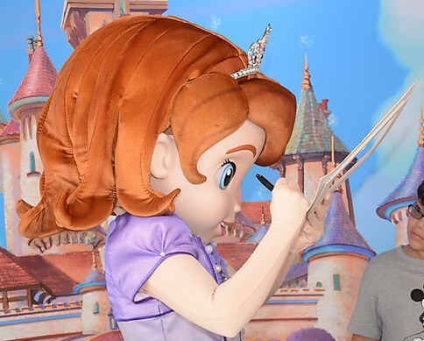 Sofia from Disney's 'Sofia The First'