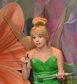 Tinker Bell from Disney's 'Tinker Bell'