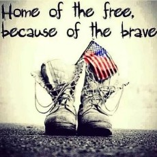 Home The Free Because The Brave s andveterans day meme
